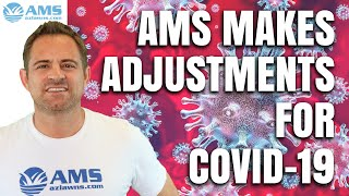 AMS Landscaping COVID-19 Policy