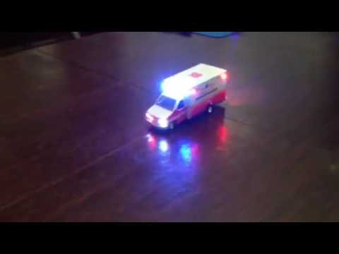 Ambulance in a hurry