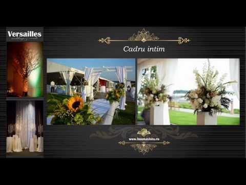 Versailles Wedding Buonavista Nunta Cort Sibiu Nunta Sibiuwmv Youtube