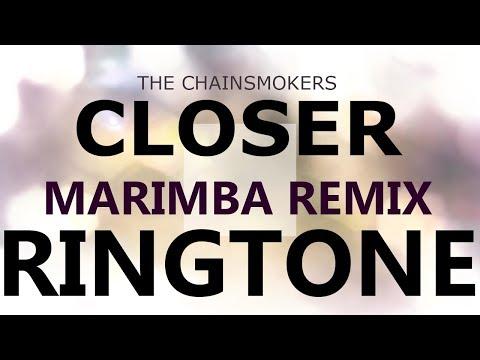 The Chainsmokers Closer Marimba Remix