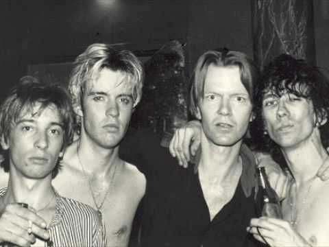 Jim Carroll Band - Wicked Gravity