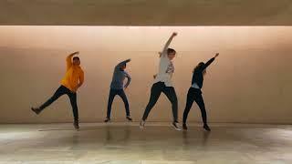 【Webslackers】Sugar Song To Bitter Step 【踊ってみた】- Original Choreo