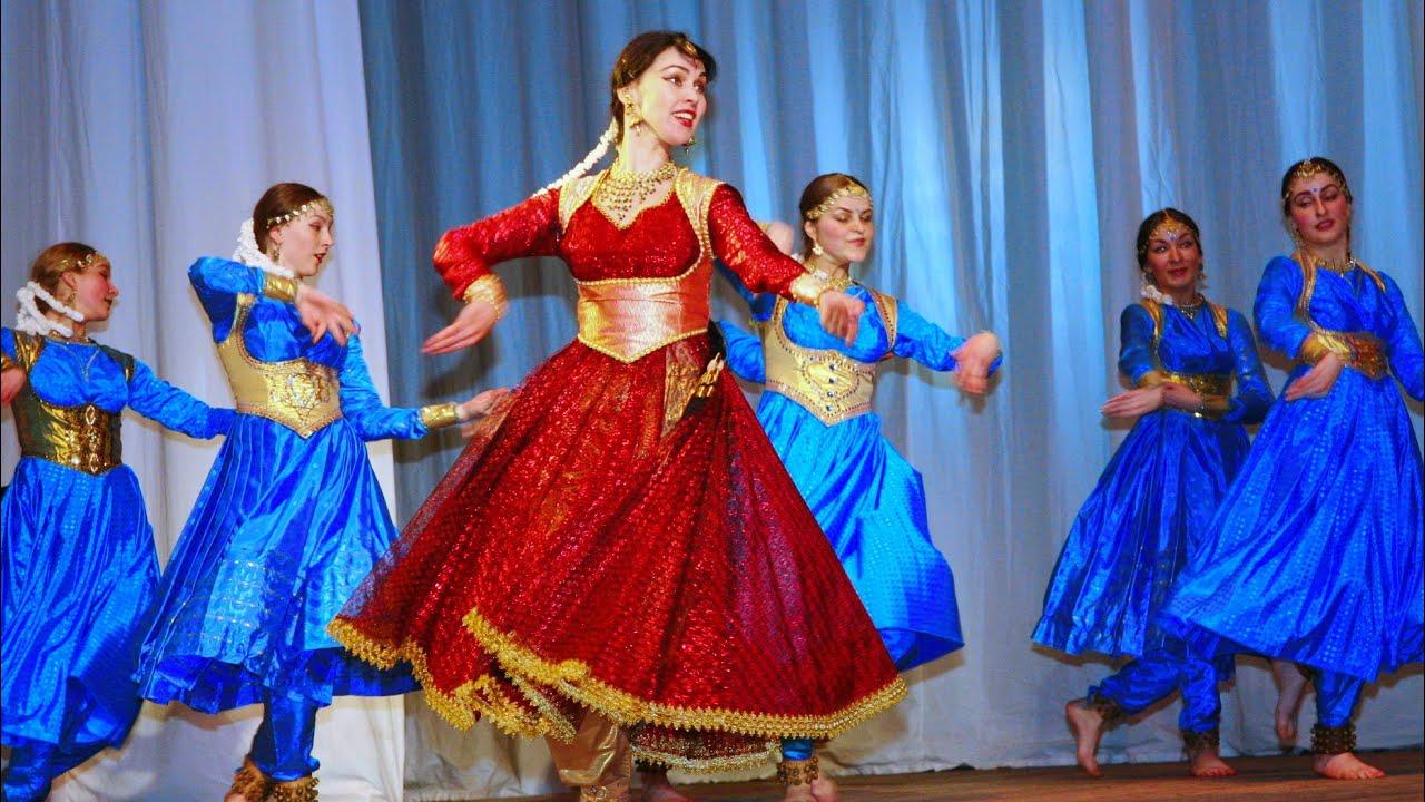 Kathak Dance - Costumes