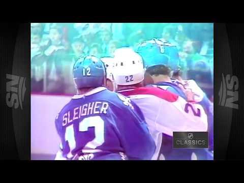 NHL Classics: Good Friday Massacre 1984 playoffs