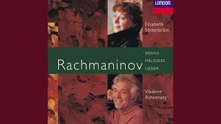 Rachmaninov: I Am No Prophet (Ya ne prorok) , Op.21, No.11