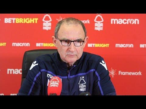 Pre-QPR: Martin O'Neill