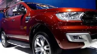 Ford New Everest 2.2 L Titanium+