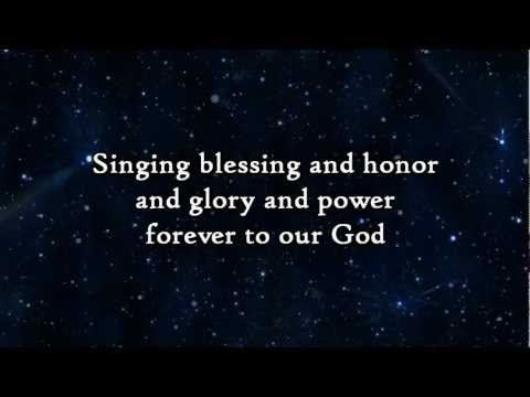 Phillips Craig & Dean - When the stars burn down (Blessing and Honor) - Lyrics