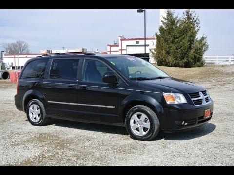 2010 dodge grand caravan sxt black for sale dealer dayton troy piqua sidney ohio 26960at youtube. Black Bedroom Furniture Sets. Home Design Ideas