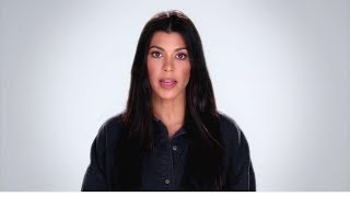 Watch Kourtney Kardashian Flip Out Over Tarantula Infestation at Her Home
