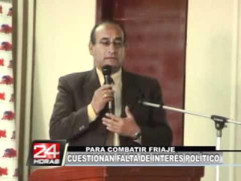 CUESTIONAN FALTA DE INTERÉS POLÍTICO.