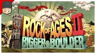 WE WILL ROCK YOU! Rock Of Ages 2: Bigger & Boulder