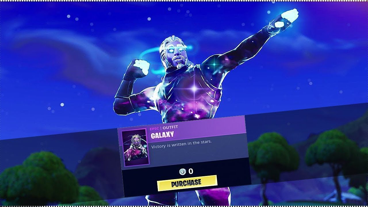 How to Get a FREE Fortnite GALAXY SKIN - NEW WAY (No phone required)