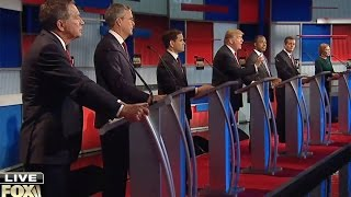 The 3 Best and Worst Moments of Last Night's GOP Debate