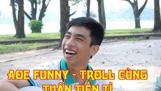 [Top 5 Funny AOE] 5 pha bình luận cười đau ruột của Tuấn Tiền Tỉ