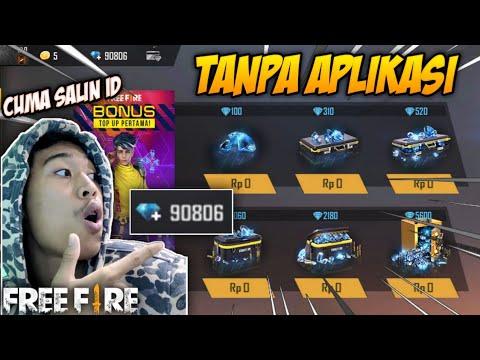Tanpa aplikasi❗CARA MENDAPATKAN DIAMOND FREE FIRE SECARA GRATIS TERBARU!!