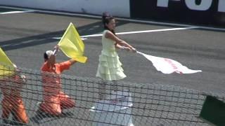 鈴鹿サーキット(三重県鈴鹿市)で行われた「2007 インターナショナルPokk...