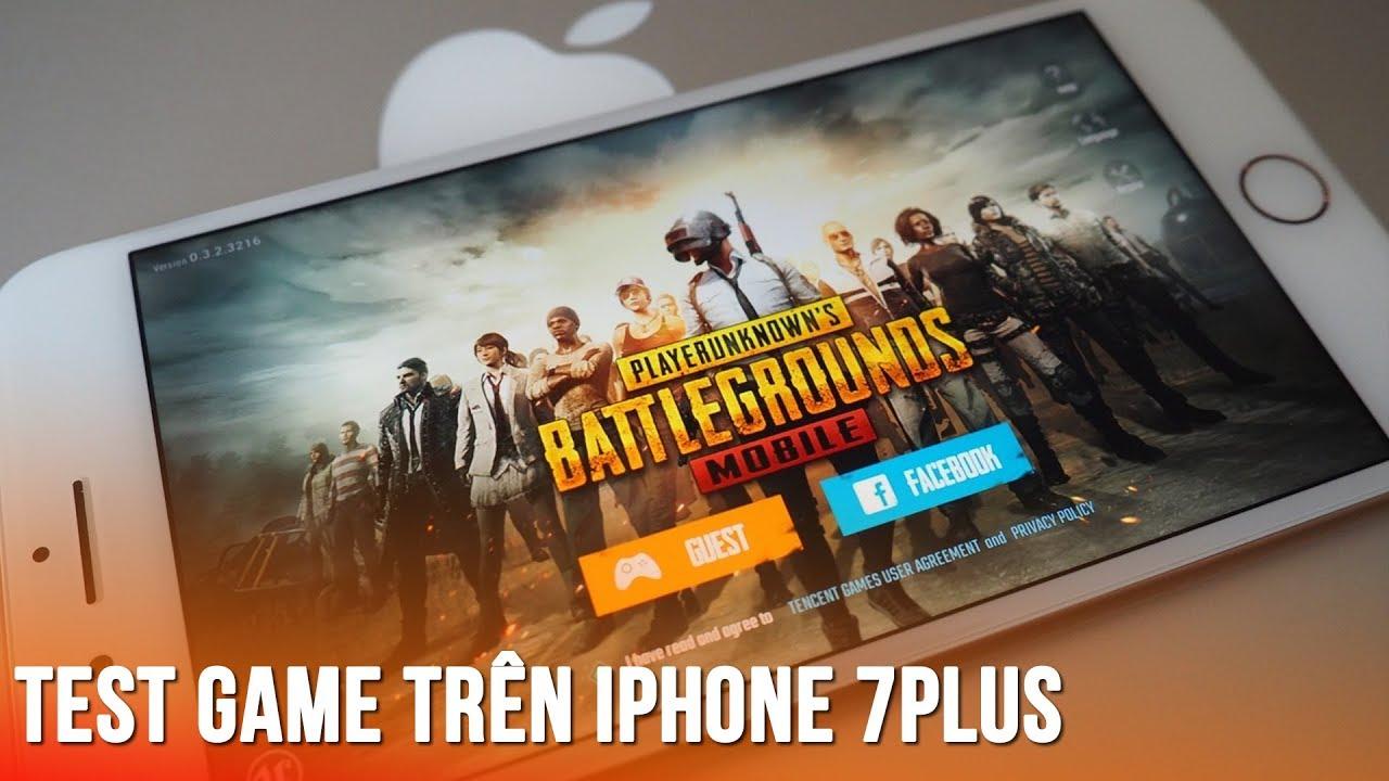 Pubg Wallpaper For Iphone 7 Plus: Test Game PUBG Mobile, Rules Of Suvivar Và Liên Quân