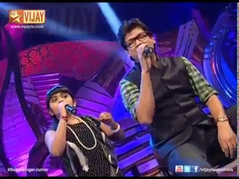 Asku Laska by SSJ06 Pravasthi and Vijay Prakash ( Airtel Super Singer Junior4 )