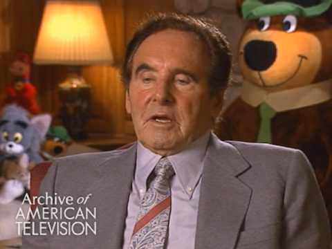 "Joseph Barbera on Fred Quimby being nominated for the Academy Award for ""Tom and Jerry"""