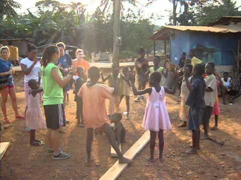 Ghana children song game
