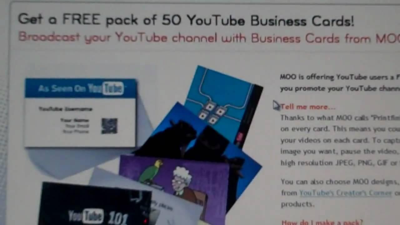 Druphotodesignsinc youtube moo offeres free business cards youtube druphotodesignsinc youtube moo offeres free business cards reheart Gallery