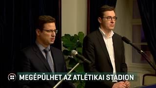 Megépülhet az atlétikai stadion Budapesten 19-12-12