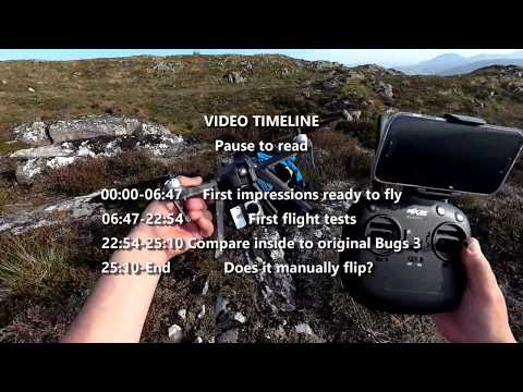 MJX R/C Bugs 3H Altitude Hold great range WiFi FPV