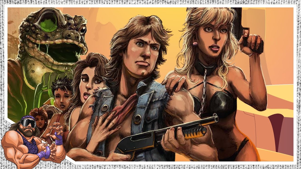 Download Roddy Piper's Hell Comes To Frogtown (1988) - OSW Review NU07