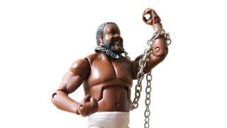 Junkyard Dog Elite 33 WWE Mattel Figure Unboxing & Review!!