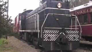 Last of the Lima; Whitewater Valley Railroad