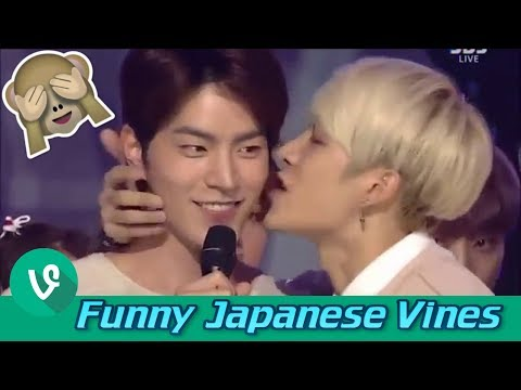 NEW Ultimate Funny Japanese Vine Compilation 2017