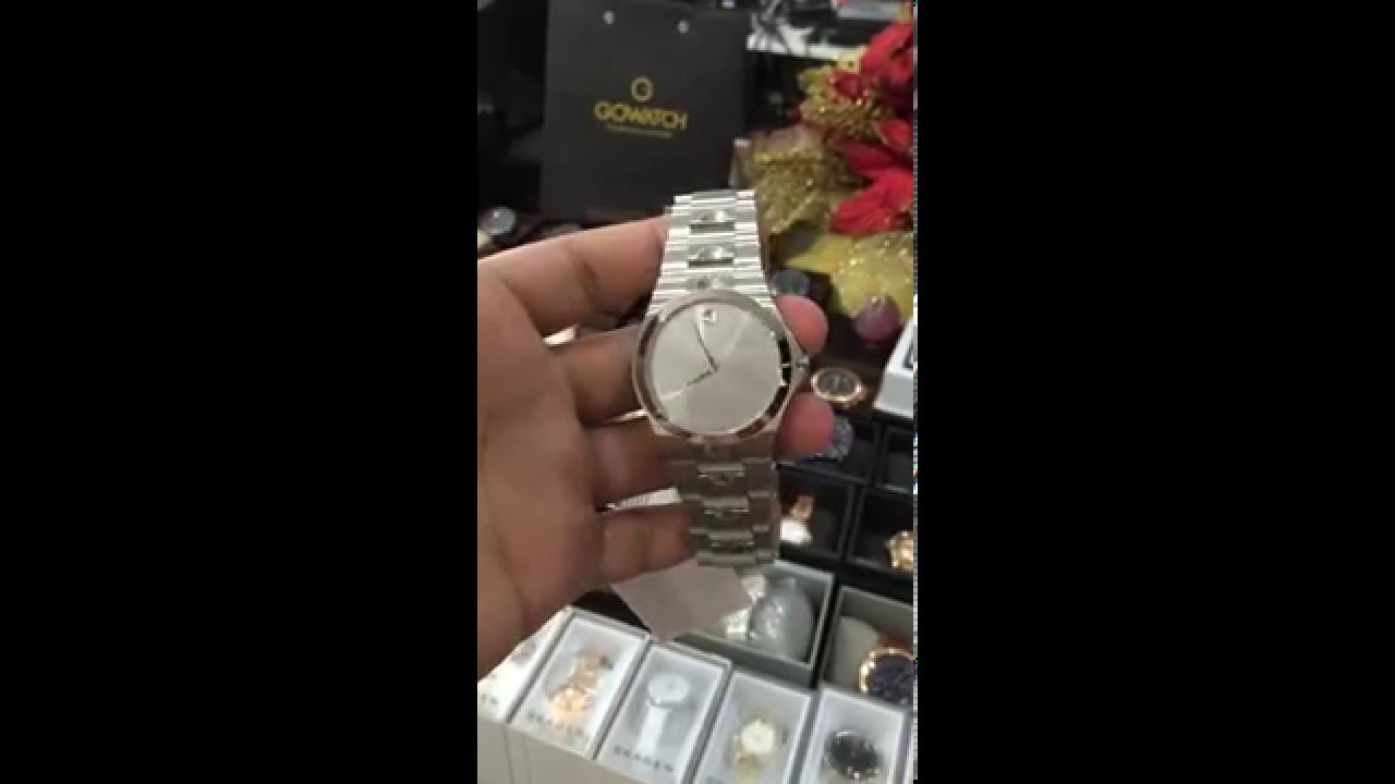 the sport watch youtube movado on luno men hands s with watches