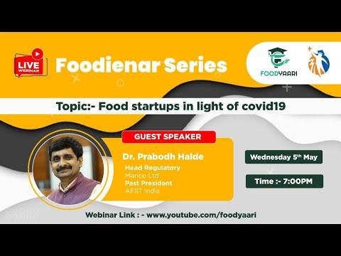 Food Start-ups in light of Covid-19 - FoodYaari