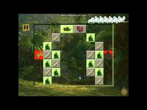 Let's Re-play: Tarzan Activity Center: Terk & Tantor's Power Lunch Part 1