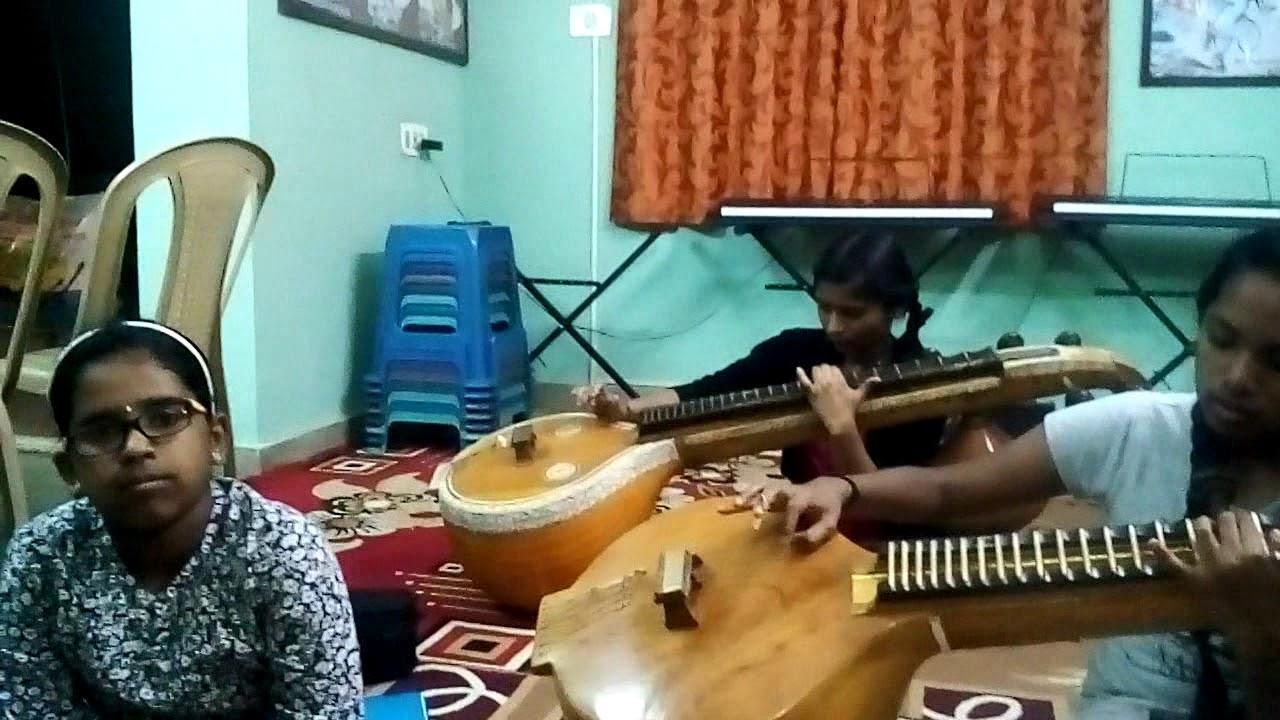 Shri saraswathi sangeetha vidyalaya - YouTube