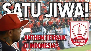 Satu Jiwa Anthem Terbaik di Indonesia? | Satu Jiwa Persis Solo 2-1 Persibat Batang