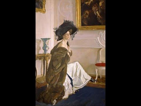VALENTIN SEROV (1865-1911) Russian artist ✽ Ernesto Cortazar / Foolish Heart