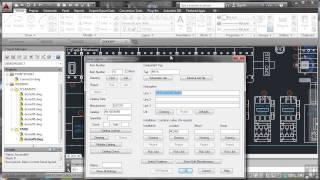 Autodesk Autocad Electrical 2014 Tutorial | Typical Panel Drawing