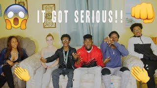 😂IF YOU LAUGH YOU GET SLAPPED!!!🤛🏽🤐FT. SPECIAL GUESTS