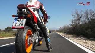 0 Honda CBR 600 RR - 240 km/h | İvme