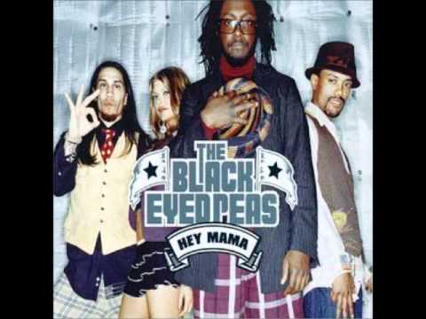 The Black Eyed Peas Hey Mama Clean