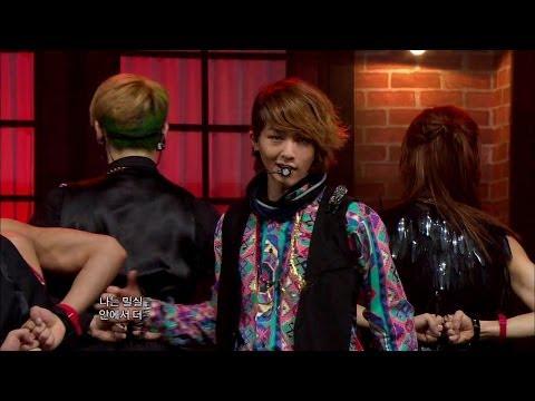 【TVPP】SHINee - Sherlock, 샤이니 - 셜록 @ Comeback Stage, Show Music core Live