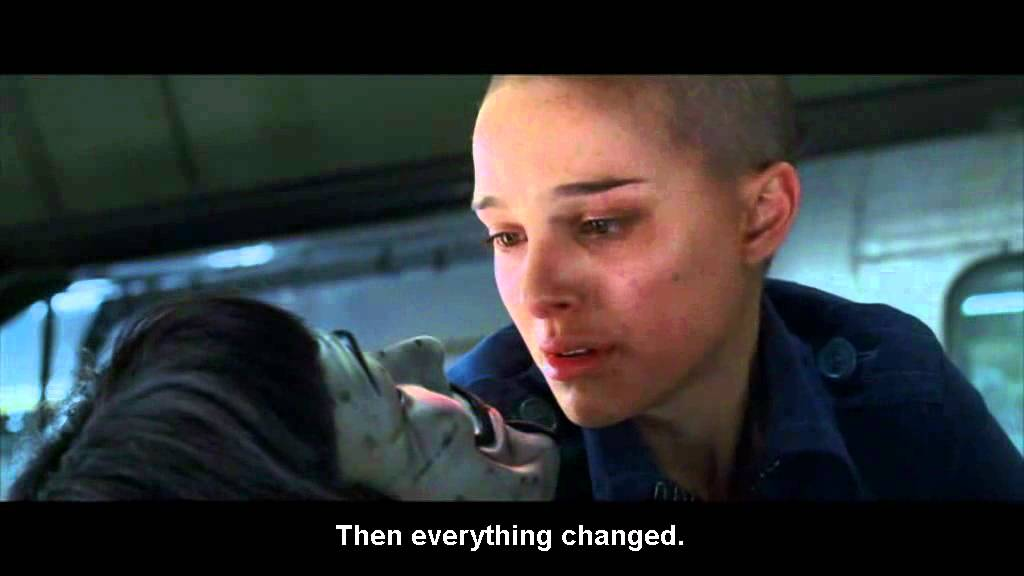 "Death scene of ""V"" from ""V for Vendetta"" (with hardcoded EN subs) - YouTube"