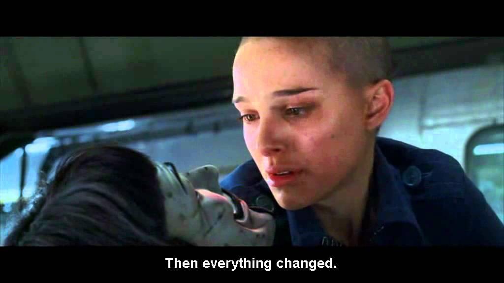 "Death scene of ""V"" from ""V for Vendetta"" (with hardcoded EN subs) - YouTube"