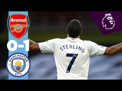 HIGHLIGHTS | Arsenal 0-1 City | RAHEEM STERLING GOAL AFTER 80 SECONDS?!