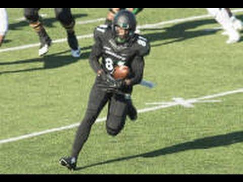 Wesley College Football >> Charlotte 49er Football Game Highlights Vs Wesley College
