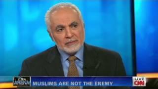CNN: Imam Rauf: Hearings send wrong message