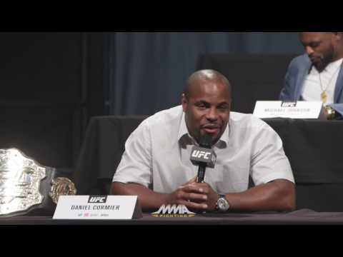 Daniel Cormier, Jon Jones Go Back and Forth: 'I Beat You After a Weekend of Cocaine'