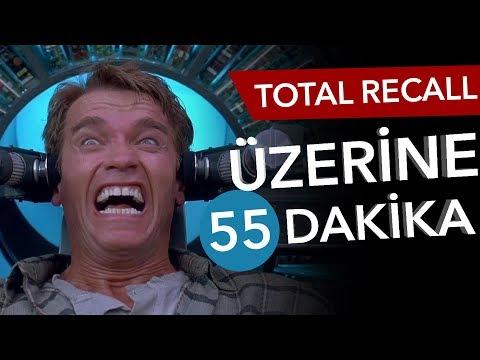📽 TOTAL RECALL  Üzerine 55 Dakika - Sinema Günlükleri Bölüm #22